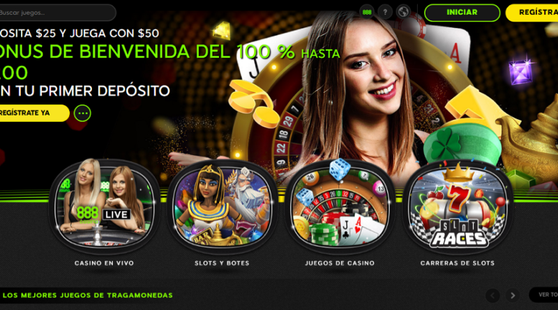 888 casino revisión 2019