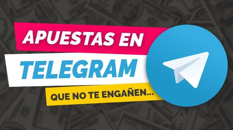 Apuestas Deportivas con Telegram en colombia