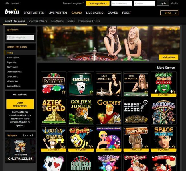 Bwin casino online confiable y seguro en Colombia