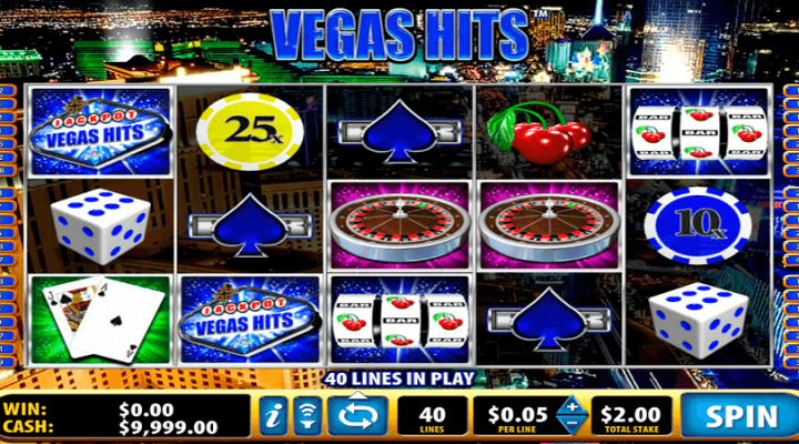 Desarrollador de Tragamonedas de Hot Vegas