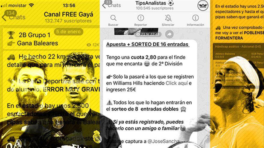 En Colombia se puede apostar desde Telegram