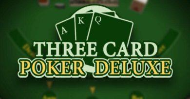 Guía de Three Card Poker