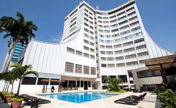 Descripción del Hotel Casino Internacional en Cucuta