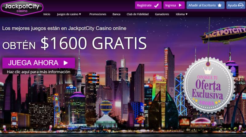 La mejor revisión de Jackpot city