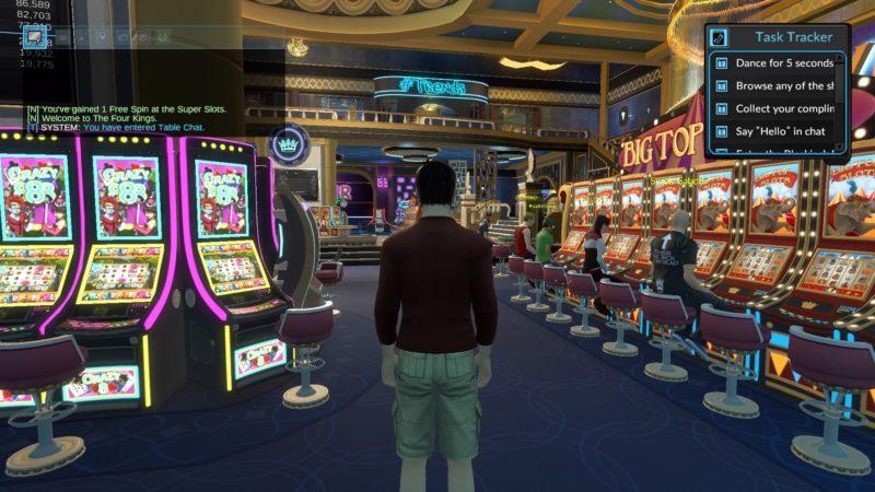 Juegos de casino para xbox 360