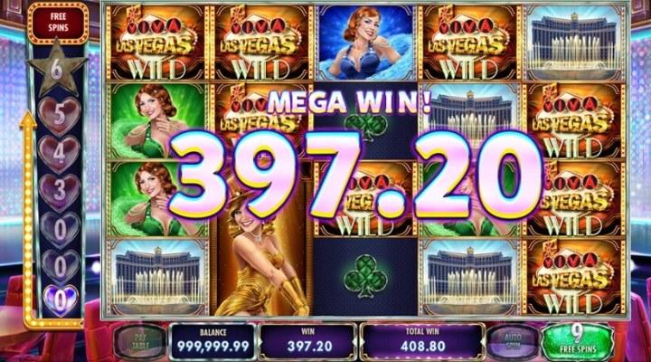 Jugar tragamonedas de Hot Vegas gratis