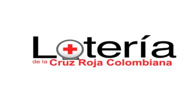 Lotería Cruz Roja Colombia 2021