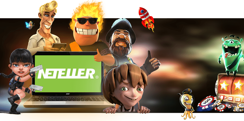 Neteller en casinos online