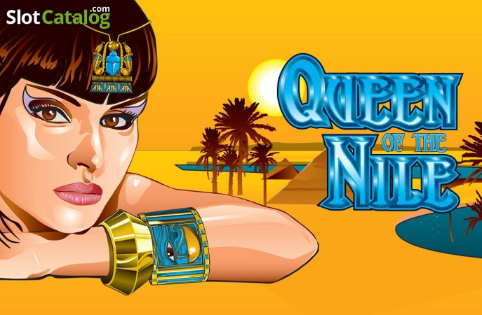 Queen of the Nile 3d
