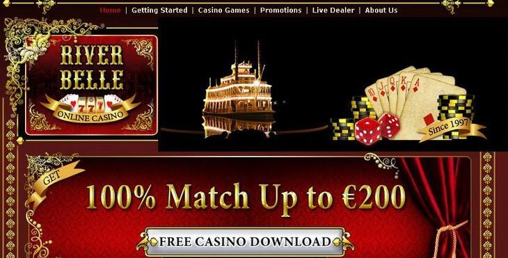 River Belle Casino reseña