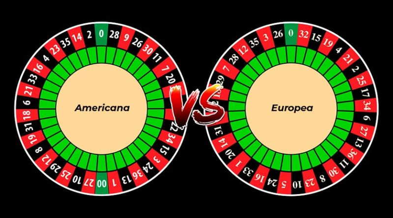Ruleta Europea Vs Americana