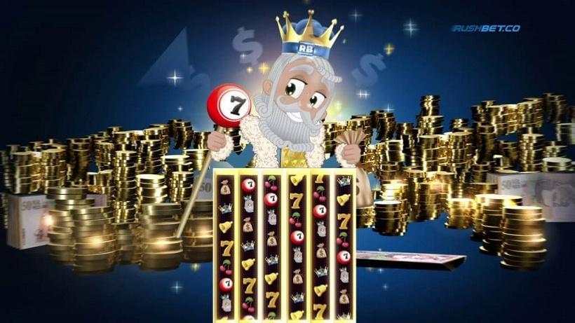 Rushbet casino online Colombia