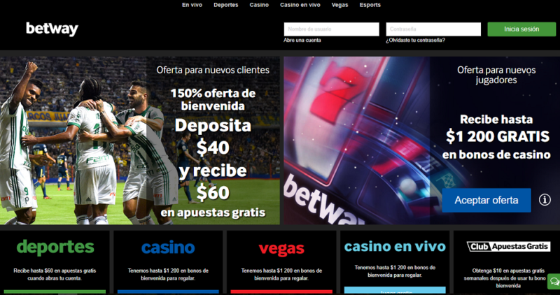 Betway Colombia