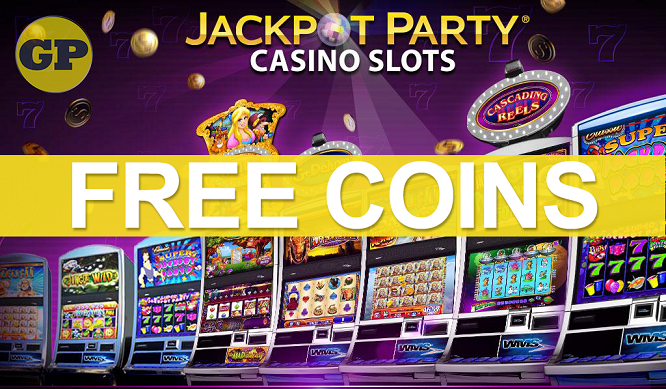 giros gratis en Jackpot party