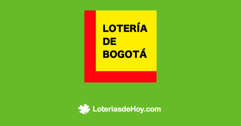 Loteria de Bogotá -Las mejores Loterías  de Colombia
