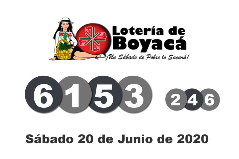 Lotería de Boyacá - Las mejores Loterías  de Colombia