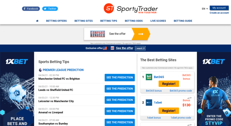 sportytrader Colombia