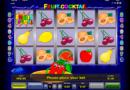 Tragamonedas Fruit Cocktail descripción